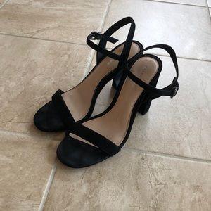 Gianni Bina Block Heel